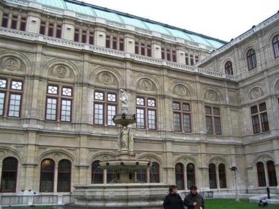 State Opera House: Vienna Opera House