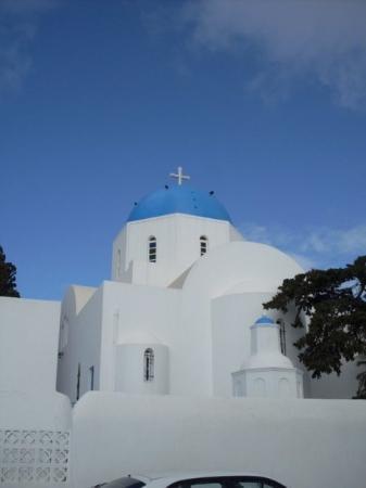 ซานโตรีนี, กรีซ: Santorini - Grece