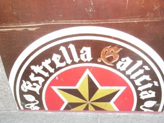 ลาโครูนา, สเปน: Cervezaaaaaaaaaaa...