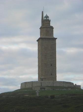 ลาโครูนา, สเปน: Torre de Hércules, ya es patrimonio de la humanidad!!!