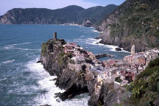 Manarola, อิตาลี: Vernazza, one of the towns of the Cinque Terre