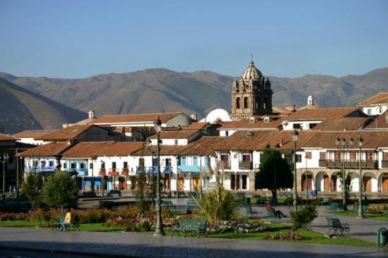 กุสโก, เปรู: Plaza de Armas in Cusco