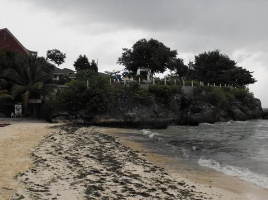 Panglao Island, ฟิลิปปินส์: our beach