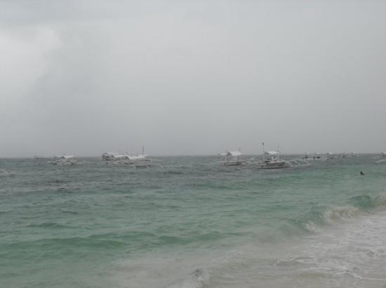 เกาะปังเลา , ฟิลิปปินส์: big storm
