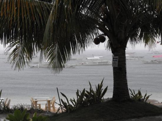 Panglao Island, ฟิลิปปินส์: storm