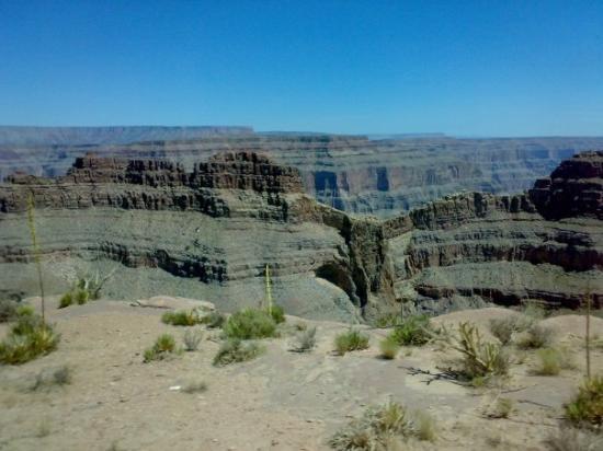 Grand Canyon West ภาพถ่าย