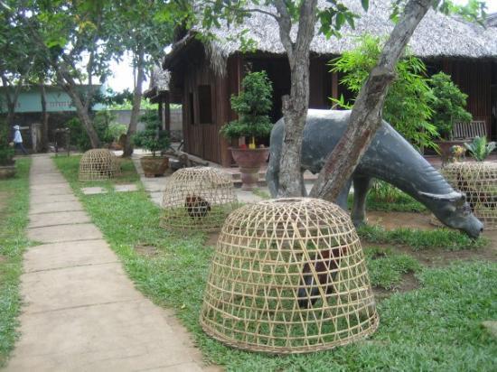 โฮจิมินห์ซิตี, เวียดนาม: Rooster cages