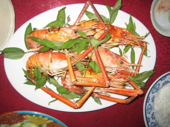 โฮจิมินห์ซิตี, เวียดนาม: Fresh and delish