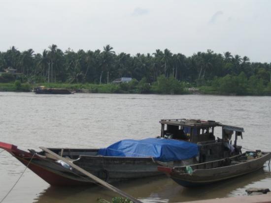 โฮจิมินห์ซิตี, เวียดนาม: On the way to Ben Tre