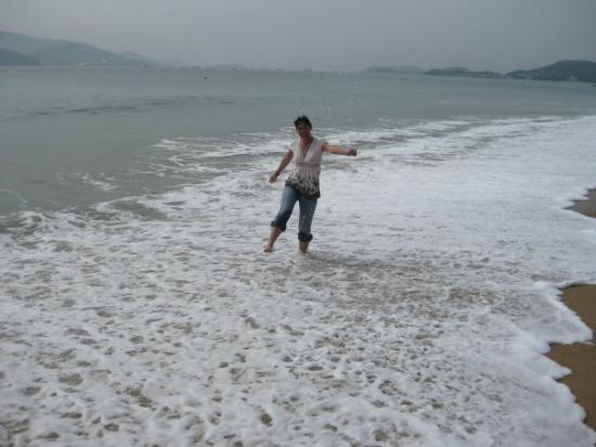 ญาจาง, เวียดนาม: Playing in Nha Trang