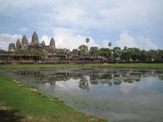 พนมเปญ, กัมพูชา: Ankor Wat (Temple City)