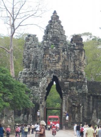 พนมเปญ, กัมพูชา: Bayon, Ankor Thom