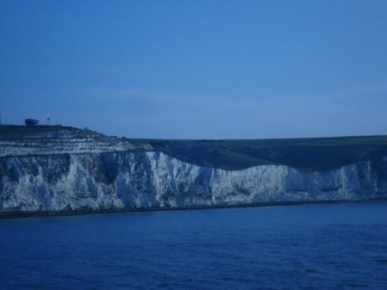 โดเวอร์, UK: White Cliffs of Dover