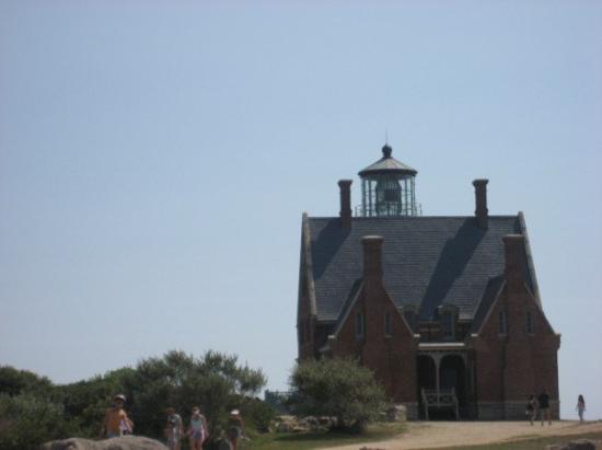 พอว์ทักเก็ต, โรดไอแลนด์: Block Island Lighthouse