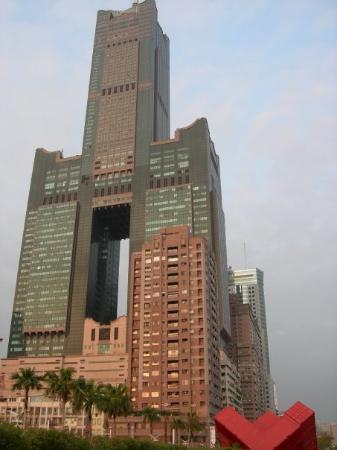 เกาสง, ไต้หวัน: 高雄85大樓