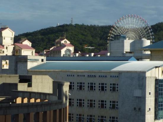 ไทเป, ไต้หวัน: Dazhi Junior School & Taipei Eye