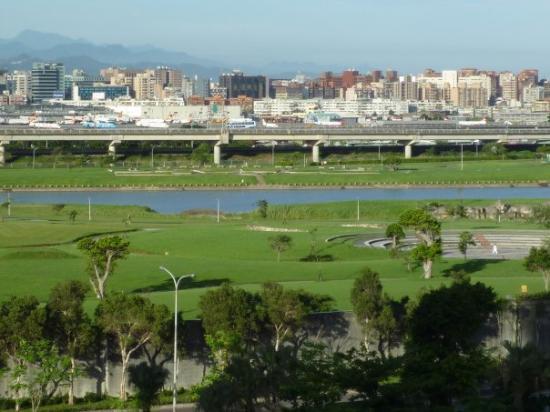 ไทเป, ไต้หวัน: Taipei Riverpark