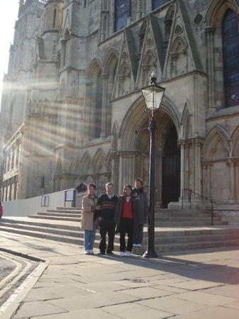 ยอร์คมินสเตอร์: York Minster
