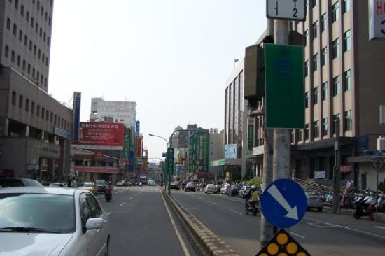 ไถหนาน, ไต้หวัน: 台南成功路