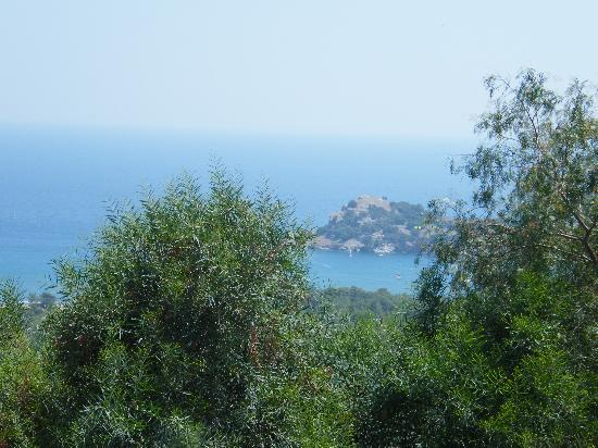 Caria Holiday Resort: What a view