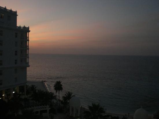 Hotel Riu Palace Las Americas: View fro room