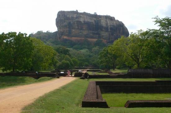 Sigiriya ภาพถ่าย