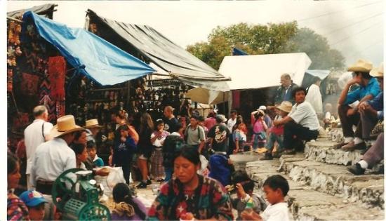 guatemala 1997 : chichicastenango