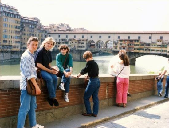 Ponte Vecchio ภาพถ่าย