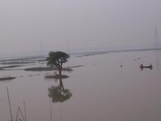 ธากา, บังกลาเทศ: Alluvione