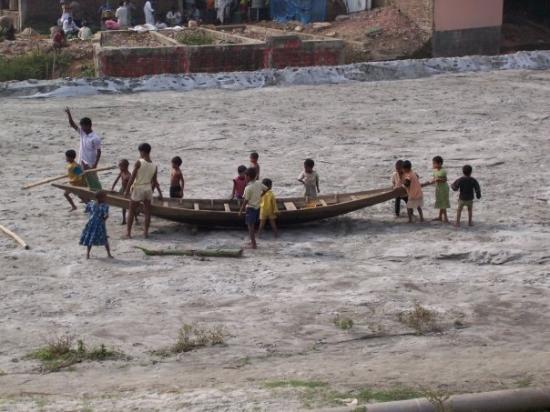 ธากา, บังกลาเทศ: Qui i bambini hanno sempre il sorriso!!!!!