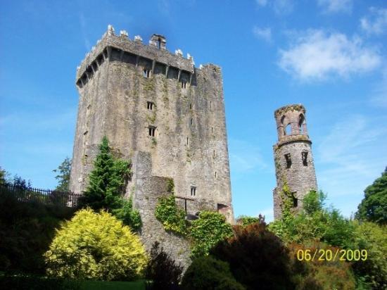 บลาร์นีย์, ไอร์แลนด์: Blarney Castle