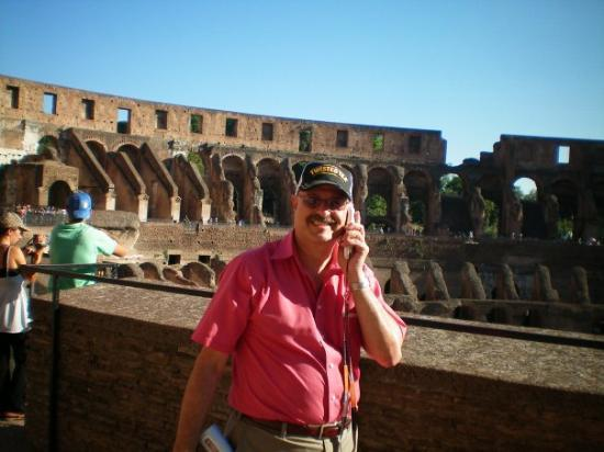 โคลอสเซียม: Gene in the Coliseum