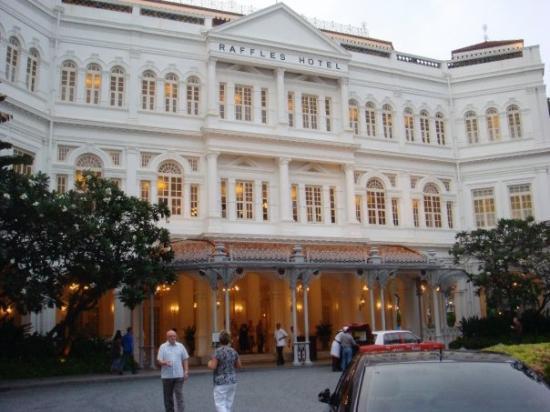 โรงแรมราฟเฟิลส์ ภาพถ่าย