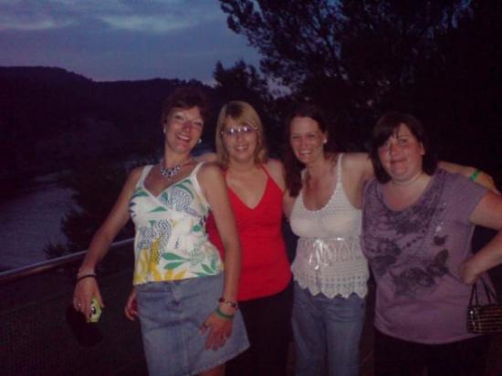 อิบิซา, สเปน: Our first night