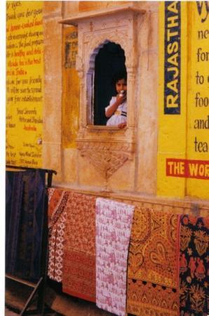 ไจซาลเมอร์, อินเดีย: Jaisalmer - INDIA