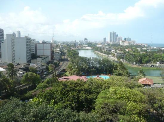โคลัมโบ, ศรีลังกา: Skyline of Colombo