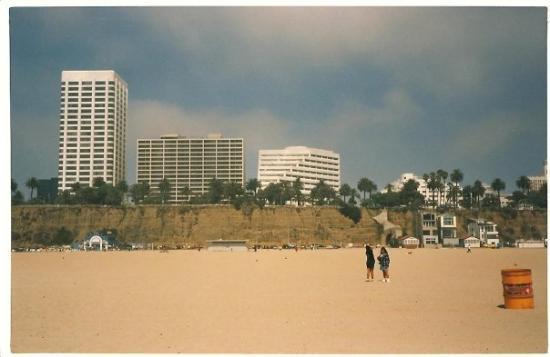 ซานตาโมนิกา, แคลิฟอร์เนีย: u.s.a. 1996 - los angeles : santa monica