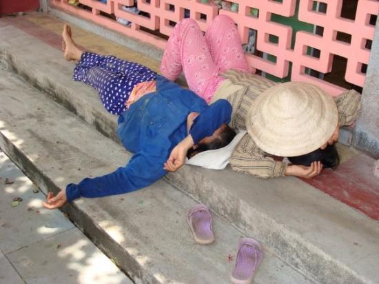 ฮานอย, เวียดนาม: Siesta...