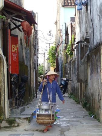 ฮานอย, เวียดนาม: Mobile kitchen
