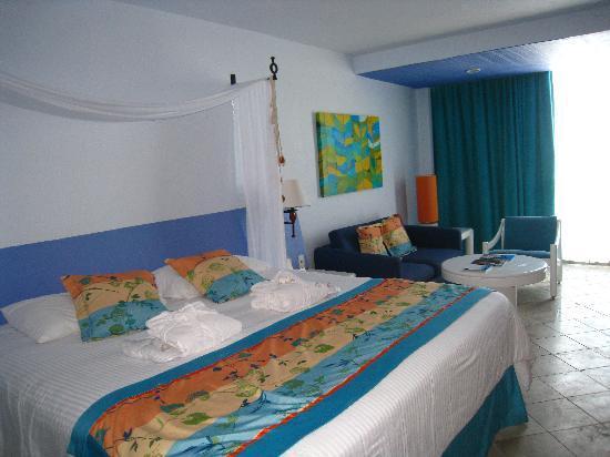 Hyatt Ziva Puerto Vallarta: Room 1906- Dreams Tower