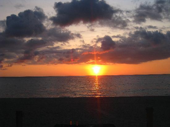 Hyatt Ziva Puerto Vallarta: Sunset