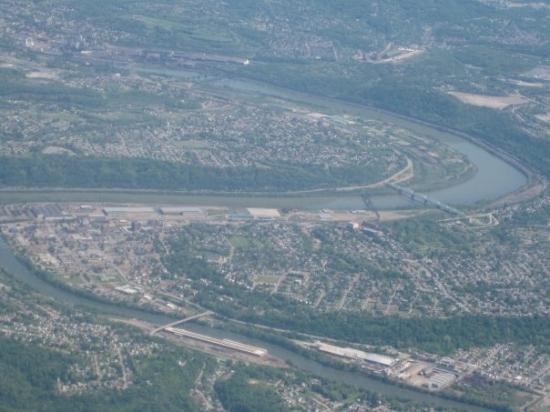พิตต์สเบิร์ก, เพนซิลเวเนีย: arriving in Pitt