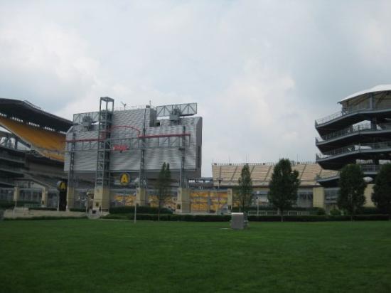 พิตต์สเบิร์ก, เพนซิลเวเนีย: Heinz Field