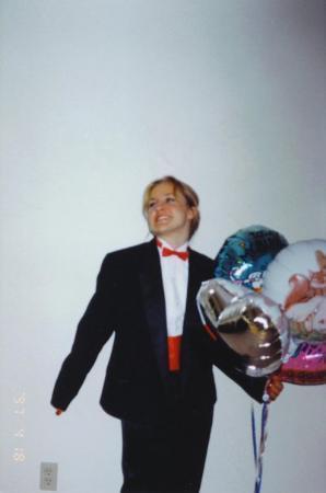 แจ็กสันวิลล์, ฟลอริด้า: I was chauffeuring for Mike's birthday... I even had a snazzy chauffeur hat! :P