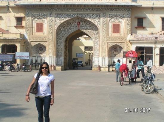 ชัยปุระ, อินเดีย: City Palace, Jaipur, India