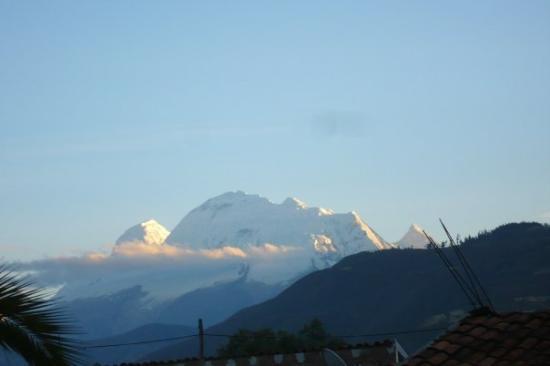 Huaraz, เปรู: Mount Huazcaran