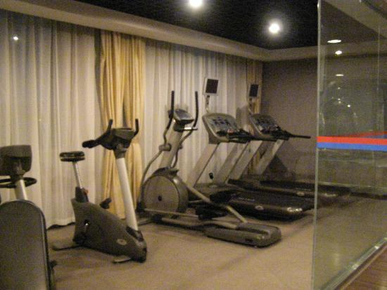 Jiuhua Resort & Convention Center: Gym