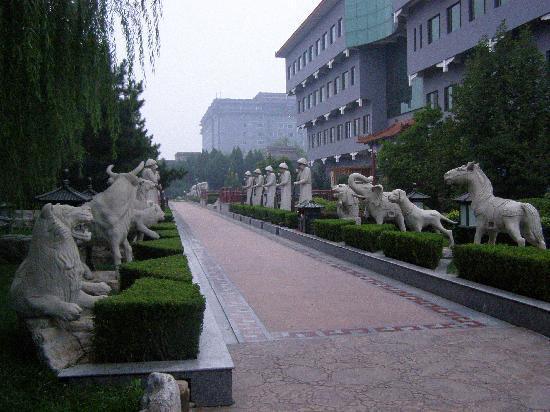 Jiuhua Resort & Convention Center: Grounds