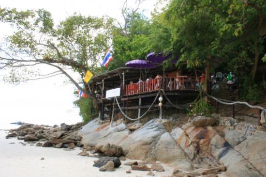 กะทู้, ไทย: Fisherman's restaurant