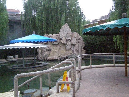 Jiuhua Resort & Convention Center: Hot spring park